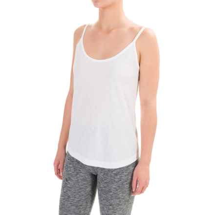 Yummie by Heather Thomson Camisole (For Women) in White - Closeouts