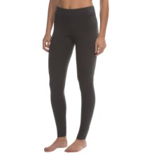 Yummie by Heather Thomson Canyon Skimmer Shaping Leggings (For Women) in Black - Overstock