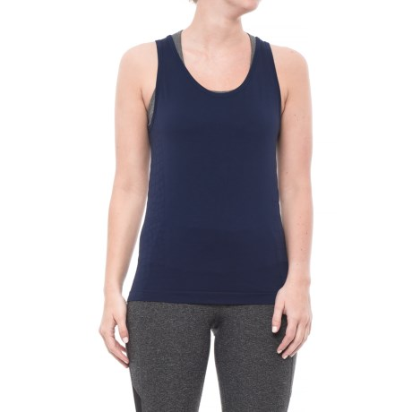Yummie by Heather Thomson Jagger Tank Top (For Women) in Medieval Blue