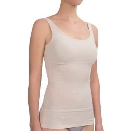 Yummie by Heather Thomson Pearl 3-Panel Tank Top - Shapewear (For Women) in Nude - Closeouts