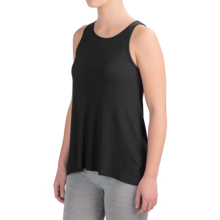 5653d7f99073bb Yummie by Heather Thomson Racerback Tank Top - Pima Cotton Blend (For  Women) in