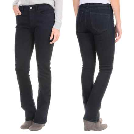 Yummie by Heather Thomson Ready to Wear Jeans - Bootcut (For Women) in Eclipse - Overstock