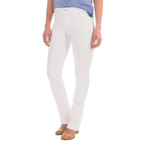 Yummie by Heather Thomson Ready to Wear Jeans - Bootcut (For Women) in White