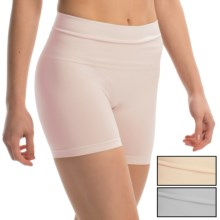Yummie by Heather Thomson Seamless Shaping Shorties - 3-Pack (For Women) in Hush/Nude/Sleet - Overstock