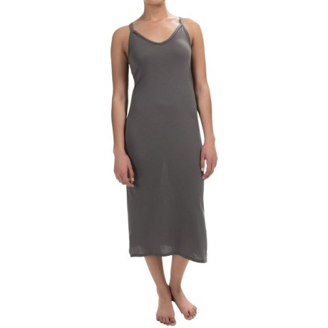 Yummie by Heather Thomson Strappy Racer Nightgown Pima Cotton Modal, Sleeveless (For Women)