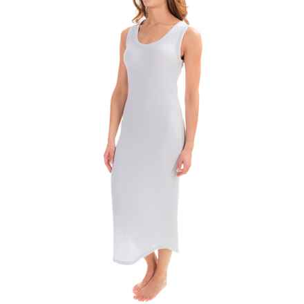 Yummie by Heather Thomson Waffle-Knit Nightgown - Sleeveless (For Women) in Arctic Ice - Closeouts