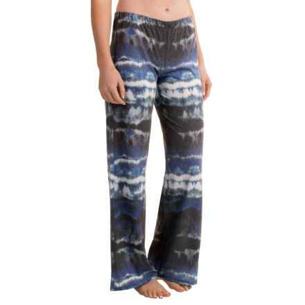 Yummie by Heather Thomson Wide-Leg Pants (For Women) in Water Color - Closeouts
