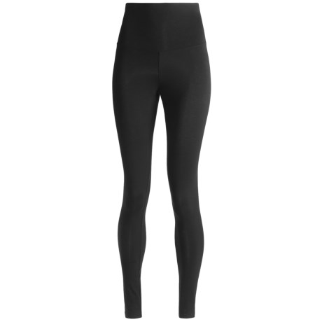 Yummie Tummie Compact Leggings (For Women) in Black