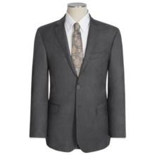 Yves Saint Laurent Medium Gray Wool Suit - Regular Fit (For Men) in Medium Grey - Closeouts