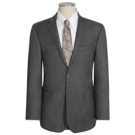 Yves Saint Laurent Medium Gray Wool Suit - Regular Fit (For Men) in Medium Grey - Closeouts