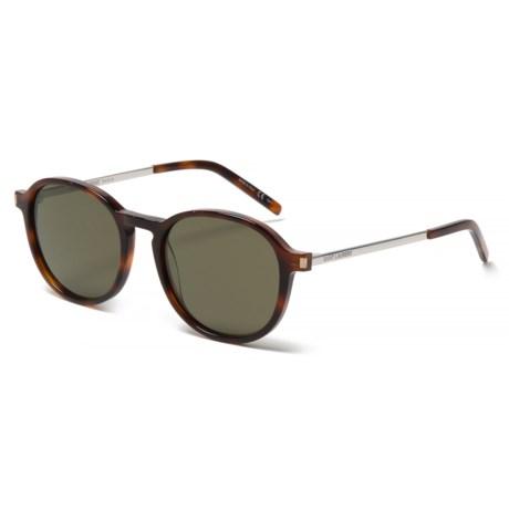 Yves Saint Laurent SL 110 Sunglasses (For Women) in Tortoise