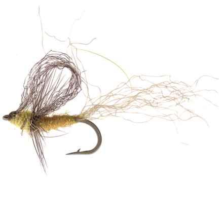 Z-Dun Dry Fly - Dozen in Light Hendrickson - Closeouts