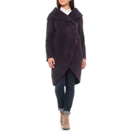 Zac Posen Camilla Coat (For Women) in Multi - Closeouts