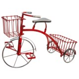 Zaer Small Tricycle Plant Stand