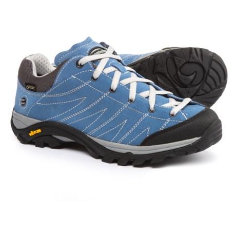 Zamberlan 108 Hike Gore-Tex® Shoes - Waterproof, Suede (For Women) in Lilac