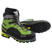 Zamberlan Dru Gore-Tex® RR Mountaineering Boots - Waterproof (For Men) in Acid Green - Closeouts