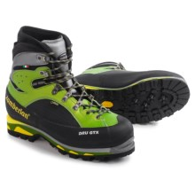 Zamberlan Dru Gore-Tex® RR Mountaineering Boots - Waterproof, Insulated (For Men) in Acid Green - Closeouts