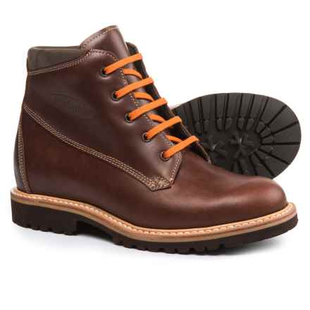Zamberlan Florence GW Casual Boots - Leather (For Men) in Marron Glace - Closeouts