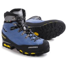 Zamberlan Jorasses Gore-Tex® RR Mountaineering Boots - Waterproof, Insulated (For Women) in Sky - Closeouts