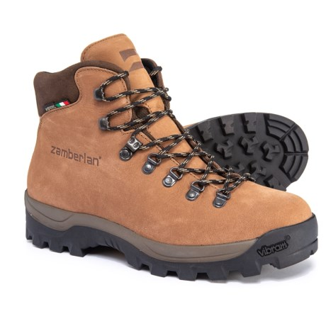 Zamberlan Made In Italy Birch Gore Tex Hiking Boots For Men