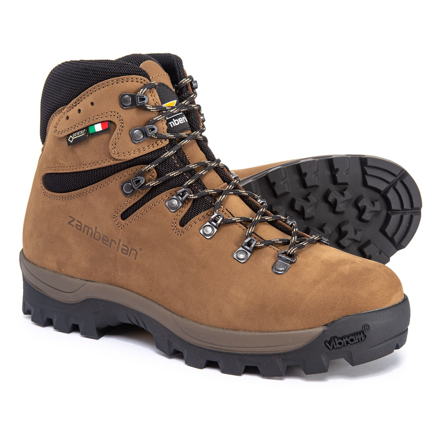 7a6764a7d19 Zamberlan Made in Italy Duran Gore-Tex® Hiking Boots - Waterproof, Leather  (For Men)