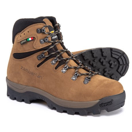 8b2329acc19 Zamberlan Made in Italy Duran Gore-Tex® Hiking Boots - Waterproof, Leather  (For Men)