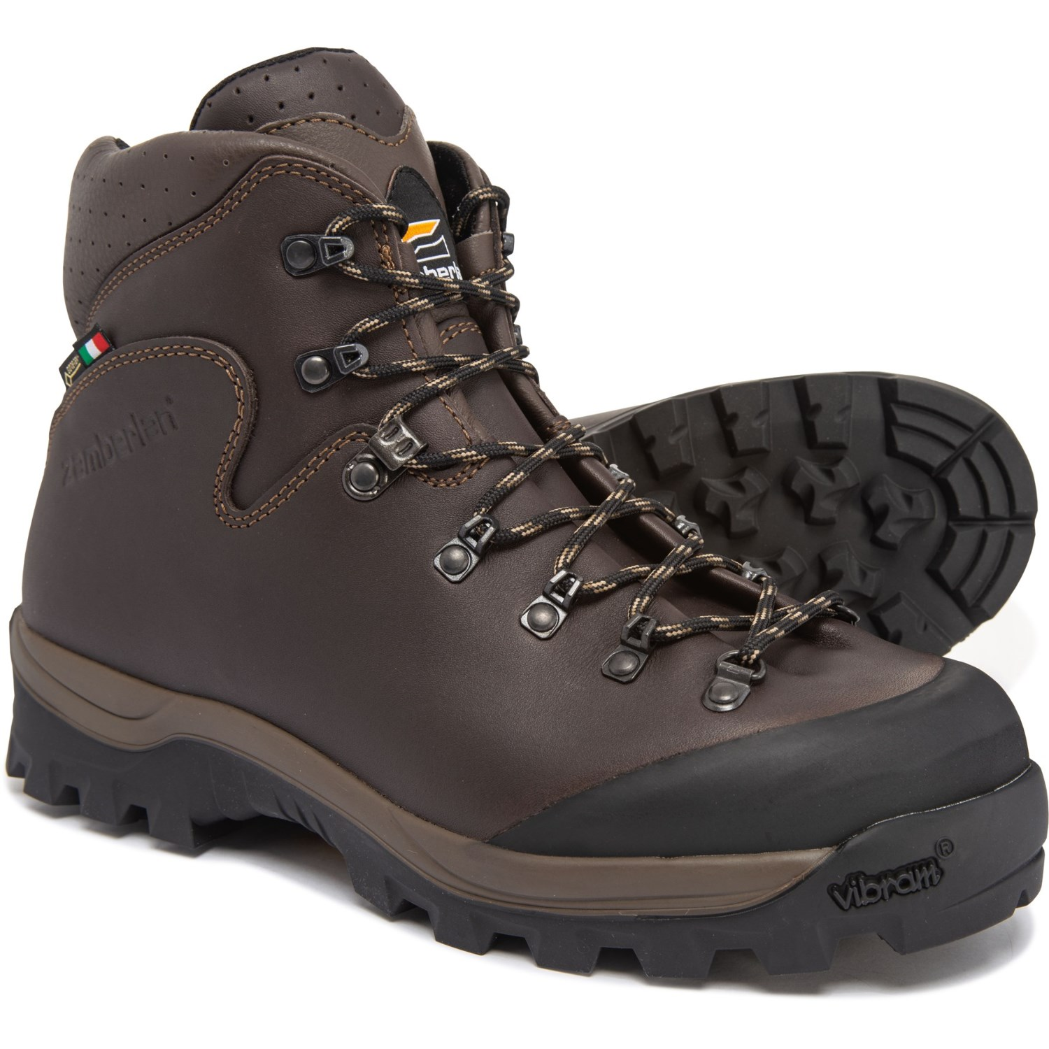 79dd1800135 Zamberlan Made in Italy Haka Gore-Tex® RR Hunting Boots - Waterproof (For  Men)