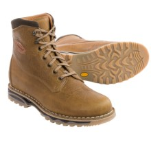 Zamberlan Nevegal NW Casual Boots - Leather (For Men) in Mustard - Closeouts