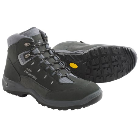 Zamberlan Oak Gore Tex(R) Hiking Boots Waterproof (For Men)