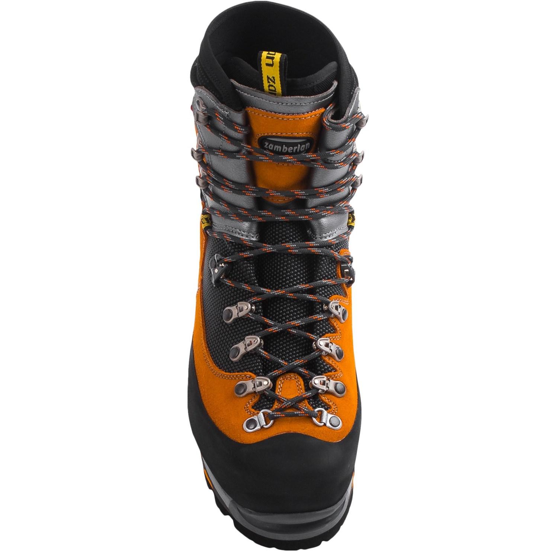 Zamberlan Pamir Gore Tex 174 Rr Mountaineering Boots For Men