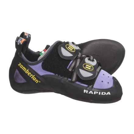 Zamberlan Rapida Climbing Shoes (For Women) in Violet - Closeouts