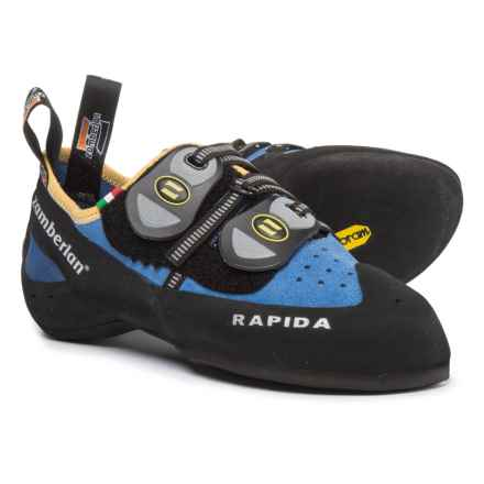 Zamberlan Rapida II Climbing Shoes (For Men and Women) in Cobalt - Closeouts