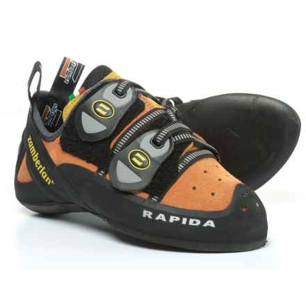 Zamberlan Rapida II Climbing Shoes (For Men and Women) in Orange - Closeouts