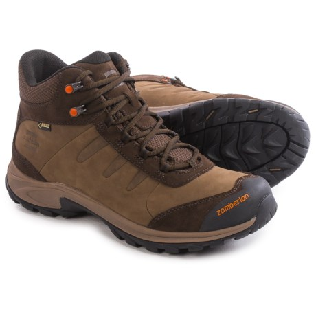 Zamberlan Ridge Mid Gore Tex(R) RR Hiking Boots Waterproof (For Men)