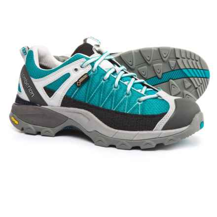 Zamberlan SH Crosser Gore-Tex® RR Hiking Shoes - Waterproof (For Women) in Scuba Blue - Closeouts