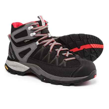 Zamberlan SH Crosser Plus Gore-Tex® RR Hiking Boots - Waterproof (For Men) in Black - Closeouts