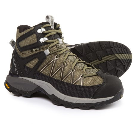 Zamberlan SH Crosser Plus Gore-Tex(R) RR Hiking Boots - Waterproof (For Men)