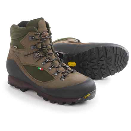 Zamberlan Sherpa Pro Gore-Tex® RR Hunting Boots - Waterproof (For Men) in Kariboe - Closeouts