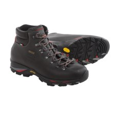 Zamberlan Skill Gore-Tex® Hiking Boots - Waterproof, Leather (For Men) in Dark Grey - Closeouts