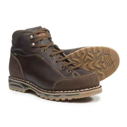 Zamberlan Solda NW Gore-Tex® Boots - Waterproof, Leather (For Men) in Chestnut - Closeouts