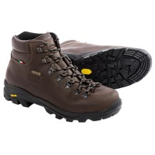 Zamberlan Trail Lite Gore-Tex® Hiking Boots - Waterproof, Leather (For Men) in Waxed Chestnut - Closeouts