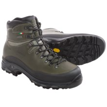 Zamberlan Vioz Plus Gore-Tex® RR Hunting Boots - Waterproof, Leather (For Men) in Waxed Forest - Closeouts