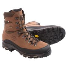 Zamberlan Vioz Top Gore-Tex® RR Hunting Boots - Waterproof (For Men) in Waxed Cognac - Closeouts