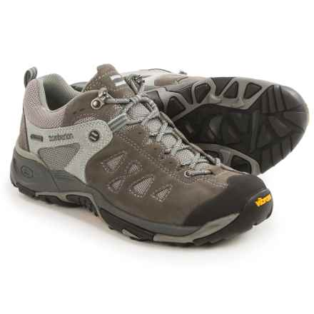 Zamberlan Zenith Gore-Tex® RR Hiking Shoes - Waterproof (For Women) in Grey/Light Blue - Closeouts