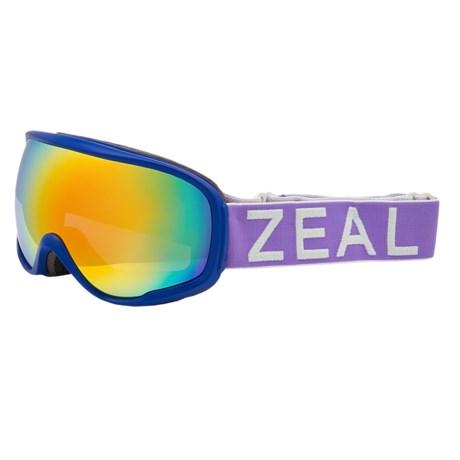 Zeal Forecast Ski Goggles Polarized