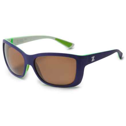 Zeal Idyllwild Sunglasses - Polarized (For Women) in Lavendar/Lime/Copper - Polarized - Closeouts