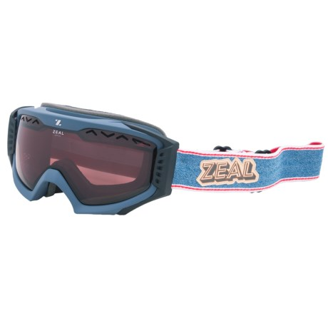 Zeal Outpost Ski Goggles Polarized