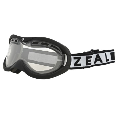 Zeal Rapt OTG PX Snowsport Goggles - Photochromic