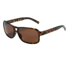 Zeal Tofino Sunglasses - Polarized in Colorado Tortoise/Copper - Closeouts
