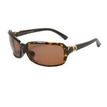 Zeal Zeta Sunglasses - Polarized in Demi Tortoise/Copper - Closeouts